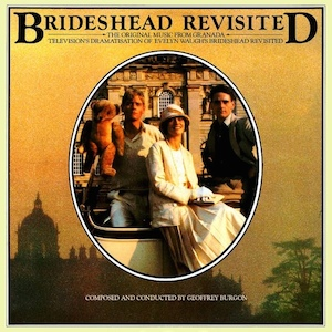 Brideshead Revisited original soundtrack