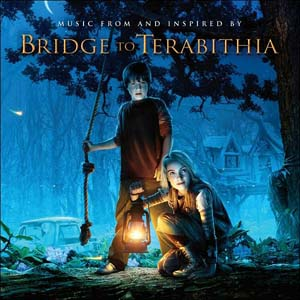 Bridge to Terabithia original soundtrack
