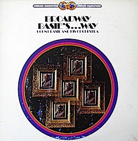 Broadway Basie's...Way original soundtrack