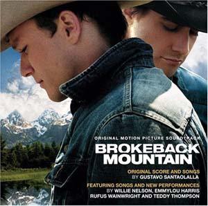 Brokeback Mountain original soundtrack