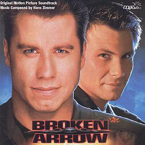 Broken Arrow original soundtrack