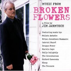 Broken Flowers original soundtrack