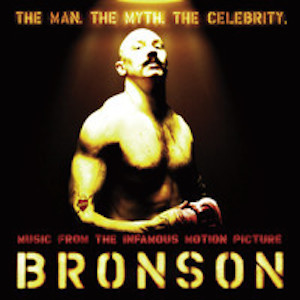 Bronson original soundtrack