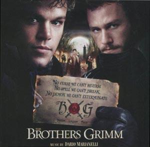 Brothers Grimm original soundtrack