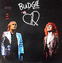 Budgie: The Musical original soundtrack