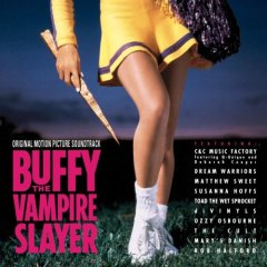 Buffy the Vampire Slayer OST original soundtrack