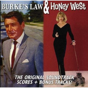 Burke's Law & Honey West original soundtrack