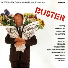 Buster original soundtrack