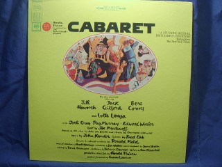 Cabaret: 1966 Broadway cast original soundtrack