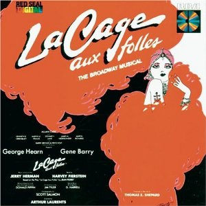 Cage aux Folles: broadway cast recording original soundtrack