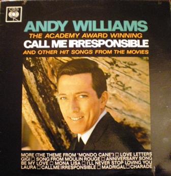 Call me Irresponsible original soundtrack