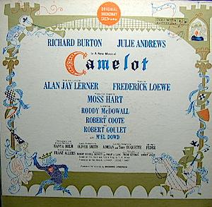 Camelot: broadway cast original soundtrack