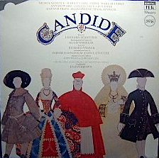 Candide: scottish opera original soundtrack