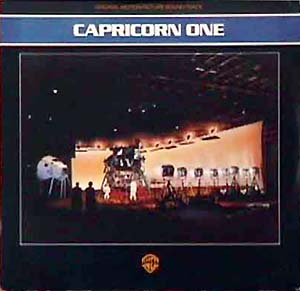 Capricorn One original soundtrack