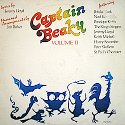 Captain Beaky: vol. 2 original soundtrack