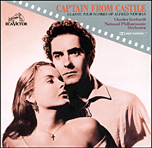 Captain from Castile: classic film scores of alfred newman original soundtrack