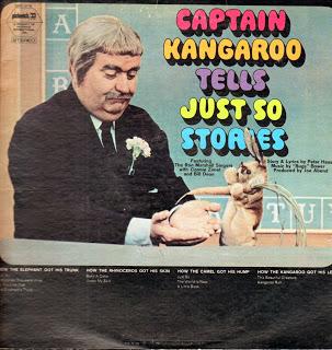 Captain Kangaroo: Tells Just So Stories original soundtrack
