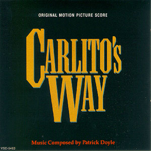 Carlitos Way original soundtrack
