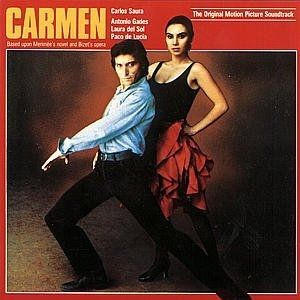 Carmen: carlos saura OST original soundtrack
