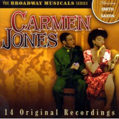 Carmen Jones: broadway cast original soundtrack