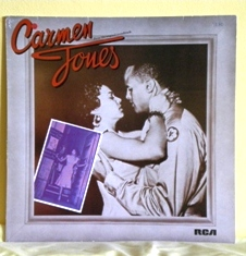 Carmen Jones original soundtrack