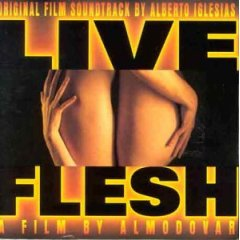 Carne Tremula (live flesh) original soundtrack