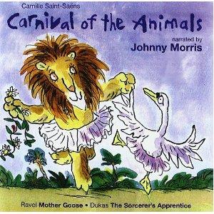 Carnival of the Animals: Johnny Morris original soundtrack