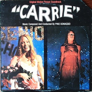 Carrie original soundtrack