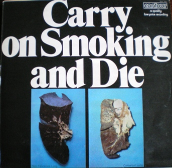 Carry on Smoking and Die original soundtrack
