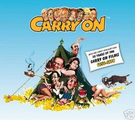 Carry On original soundtrack