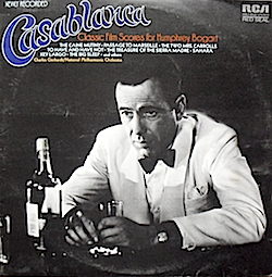 Casablanca and other film of Humphrey Bogart original soundtrack