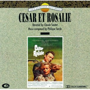 Cesar et Rosalie original soundtrack