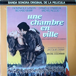 Chambre en Ville original soundtrack