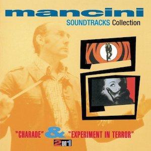 Charade / Experiment In Terror original soundtrack