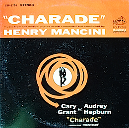 Charade original soundtrack