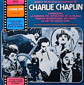 Charlie Chaplin: Music from the films of original soundtrack