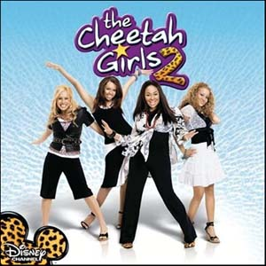 Cheetah Girls 2 original soundtrack