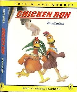 Chicken Run Novelisation original soundtrack