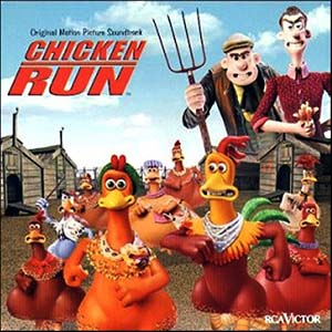 Chicken Run original soundtrack
