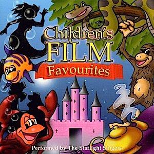 Children's Film Favourites original soundtrack