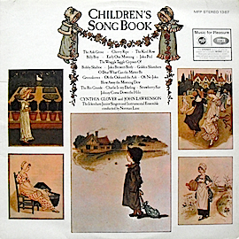 Children's Song Book original soundtrack