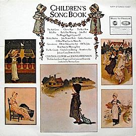Children's Song Book original soundtrack