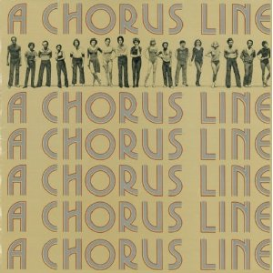 Chorus Line: original cast recording original soundtrack