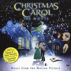 Christmas Carol: the movie original soundtrack