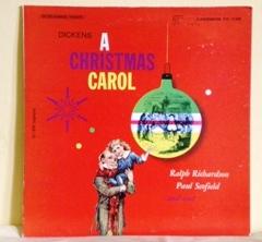 Christmas Carol original soundtrack