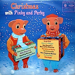 Christmas with Pinky and Perky original soundtrack