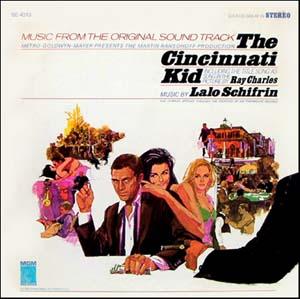 Cincinnati Kid original soundtrack