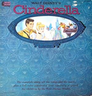 Cinderella original soundtrack