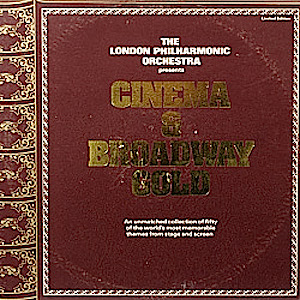 Cinema and Broadway Gold original soundtrack