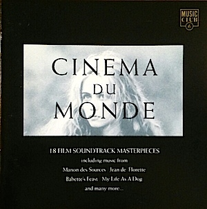 Cinema du Monde original soundtrack